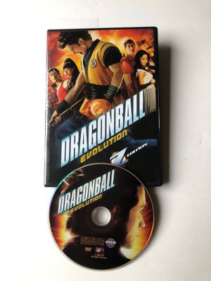"""Dragonball Evolution "" ""Z Edition"" DVD for Sale in Gresham, OR"