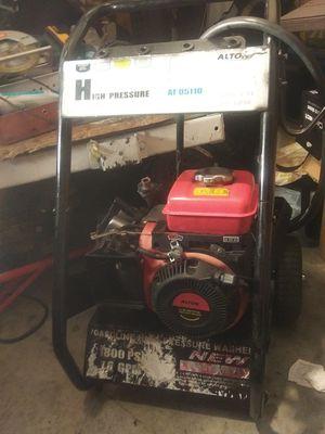 1800 psi gas pressure washer for Sale in Everett, WA