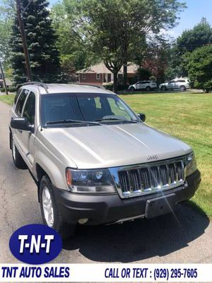 2004 Jeep Grand Cherokee for Sale in The Bronx, NY