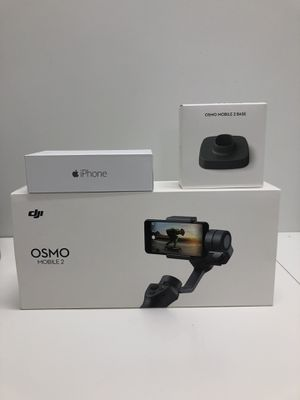 DJI Osmo 2, Base, and iPhone 6 for Sale in Rockville, MD