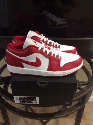 Air Jordan 1 Low Gym Red size 9.5 & 10 for Sale in Queens, NY