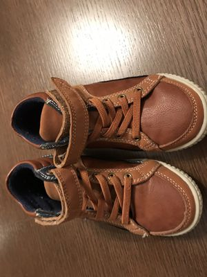 Carter toddlers shoes for boys for Sale in Montgomery Village, MD