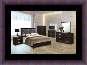 B120 11pc bedroom set with mattress for Sale in Fairfax, VA