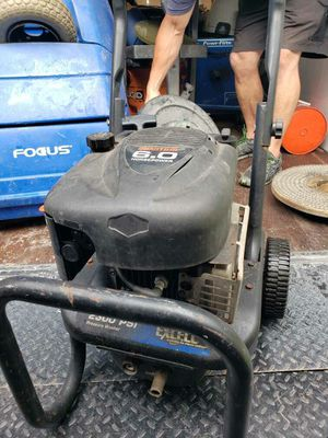 Two pressure washers $80 each for Sale in West Palm Beach, FL