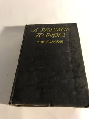 A Passage to India 1924 Hardcover for Sale in San Francisco, CA
