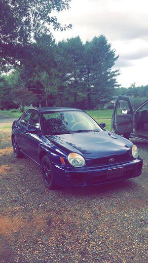 Subaru Impreza for Sale in Powhatan, VA