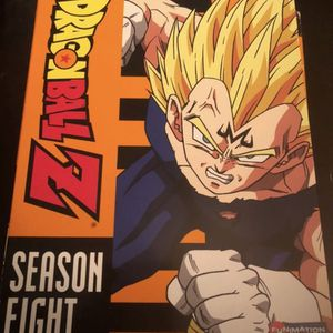 DBZ season 8 for Sale in Houston, TX