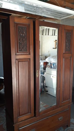 2 Antique Armoire for Sale in Apple Valley, CA