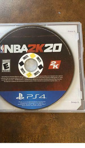 NBA 2K20 for Sale in Biloxi, MS