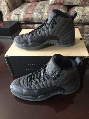 Air Jordan 12 Retro Wool Size 12 for Sale in Obetz, OH