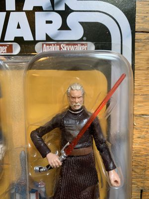Star Wars RARE MISPRINT Collector's Piece! - rare misprint action figures! for Sale in E ATLANTC BCH, NY