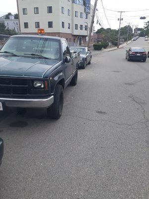 99 k 2500....... plow truck..... for Sale in Boston, MA