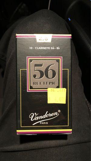 Vandoren Clarinet Reeds for Sale in Phoenix, AZ