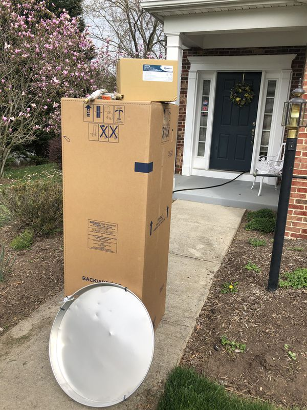50 gallon Hot Water Heater Package —DEAL—