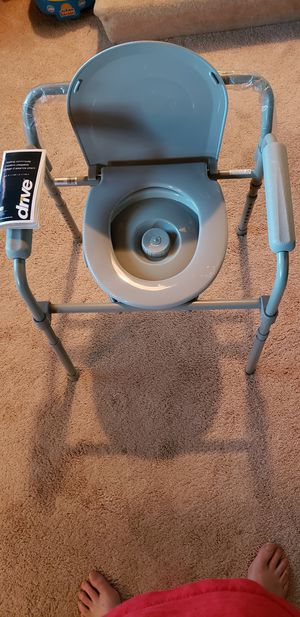 Drive Folding Commode for Sale in Round Hill, VA