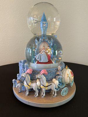 Disney Snow Globe Cinderella Wedding Castle for Sale in Trinity, FL