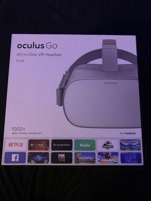 Oculus Go 32GB for Sale in Albuquerque, NM