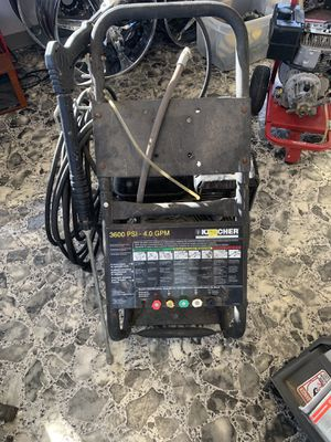 3600 psi pressure washer for Sale in Cuba, MO