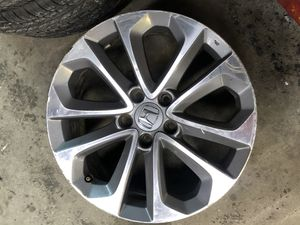 Honda Accord rims only 2 for Sale in Lawrence, MA