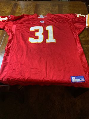 Kansas City priest Holmes authentic jersey for Sale in Westminster, CA
