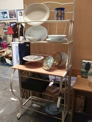 Bakers rack for Sale in Pinellas Park, FL