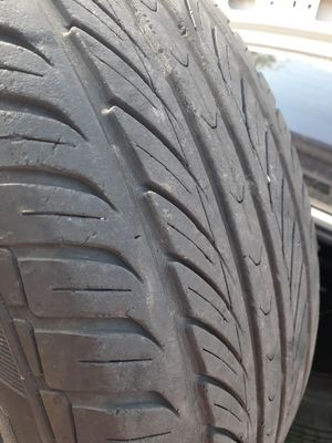 Tires / llantas 205 /55/ 16 for Sale in El Paso, TX