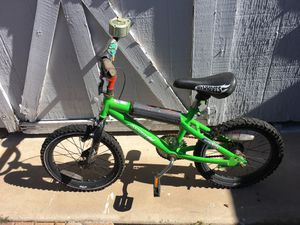 Little Boys hot wheels bike for Sale in Payson, AZ