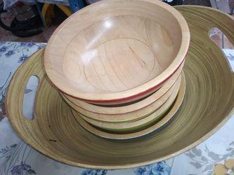 Salad Bowl Set for Sale in El Monte,  CA