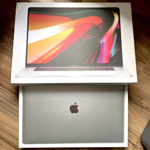 """NEW 2020 16"""" MacBook Pro 512GB i7 6-Core 2.6GHz Touch Bar Retina Apple Warranty 2021 for Sale in Los Angeles, CA"""