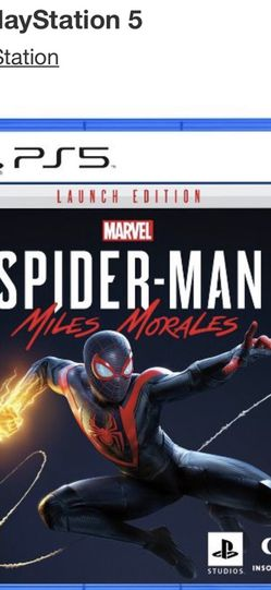 Spiderman Ps5 for Sale in Anaheim,  CA