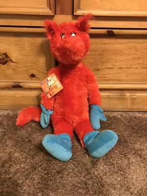 Dr. Seuss plush Red Fox in Socks for Sale in San Jose, CA