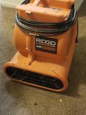 Rigid Am25600 1625CFM Blower Fan for Sale in Antioch, CA