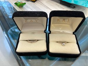Engagement and wedding size 6 for Sale in Hialeah, FL