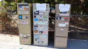 Free file cabinets for Sale in Fresno, CA