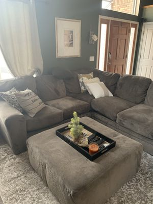 Large sectional couch in Arvada. for Sale in Westminster, CO