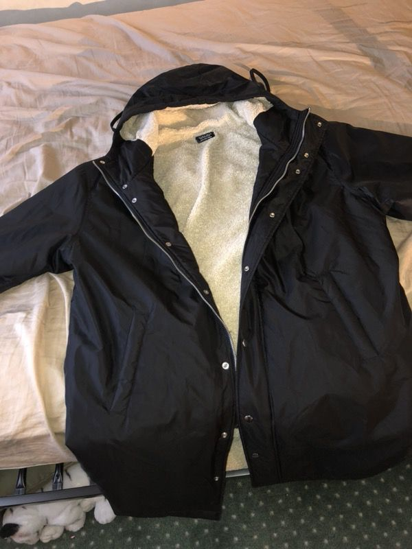 Zara Man Shear Jacket