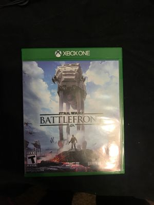 Star Wars Battlefront (2015) Xbox One for Sale in Cheney, WA
