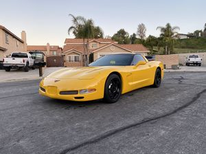 2001 Chevy corvette for Sale in Temecula, CA