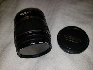 Canon EFS 18-55mm f/3.5-5.6 lens for Sale in Washington, DC