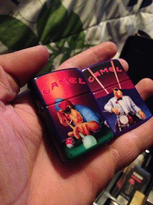 Zippo camel lighters for Sale in Bakersfield, CA