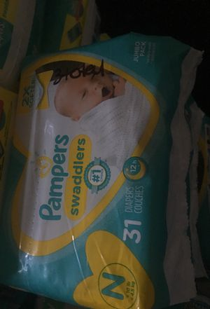 Pampers for Sale in Providence, RI