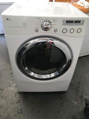 Dryer gas LG for Sale in South Gate, CA