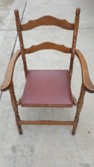 Vintage Hampstead folding chairs for Sale in Costa Mesa, CA