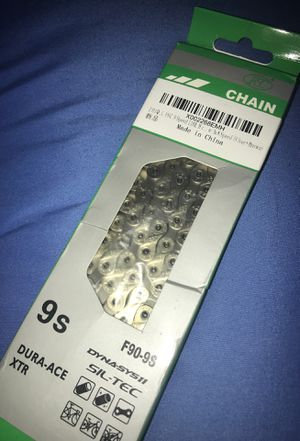 9 speed derailleur chain for bikes for Sale in Union City, CA