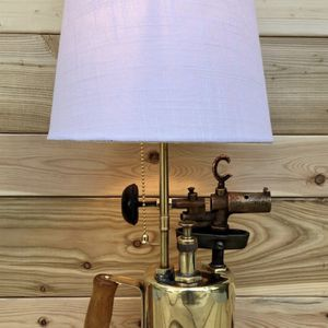 Brass Torch Lamp for Sale in Fairfax, VA