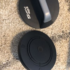 Push Up Handles on your floor to get a great upper body workout in your home. for Sale in Reston, VA