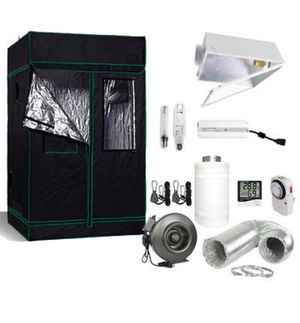 4' by 4' Grow Tent Kit for Sale in Chicago, IL