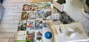 Wii and games for Sale in Manton, MI