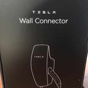 Tesla Wall Connector 18 Cable for Sale in Springfield, VA