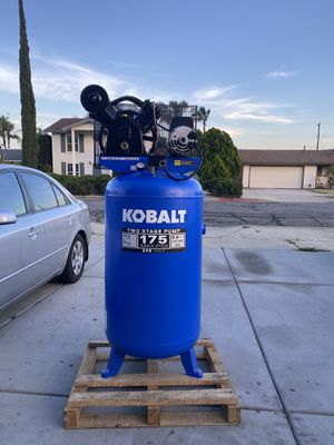 KOBALT COMPRESSOR for Sale in Fontana, CA
